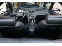 Picture of 1997 Ford Mustang SVT Cobra located in Alsip Illinois Offered by Midwest Car Exchange - MELK
