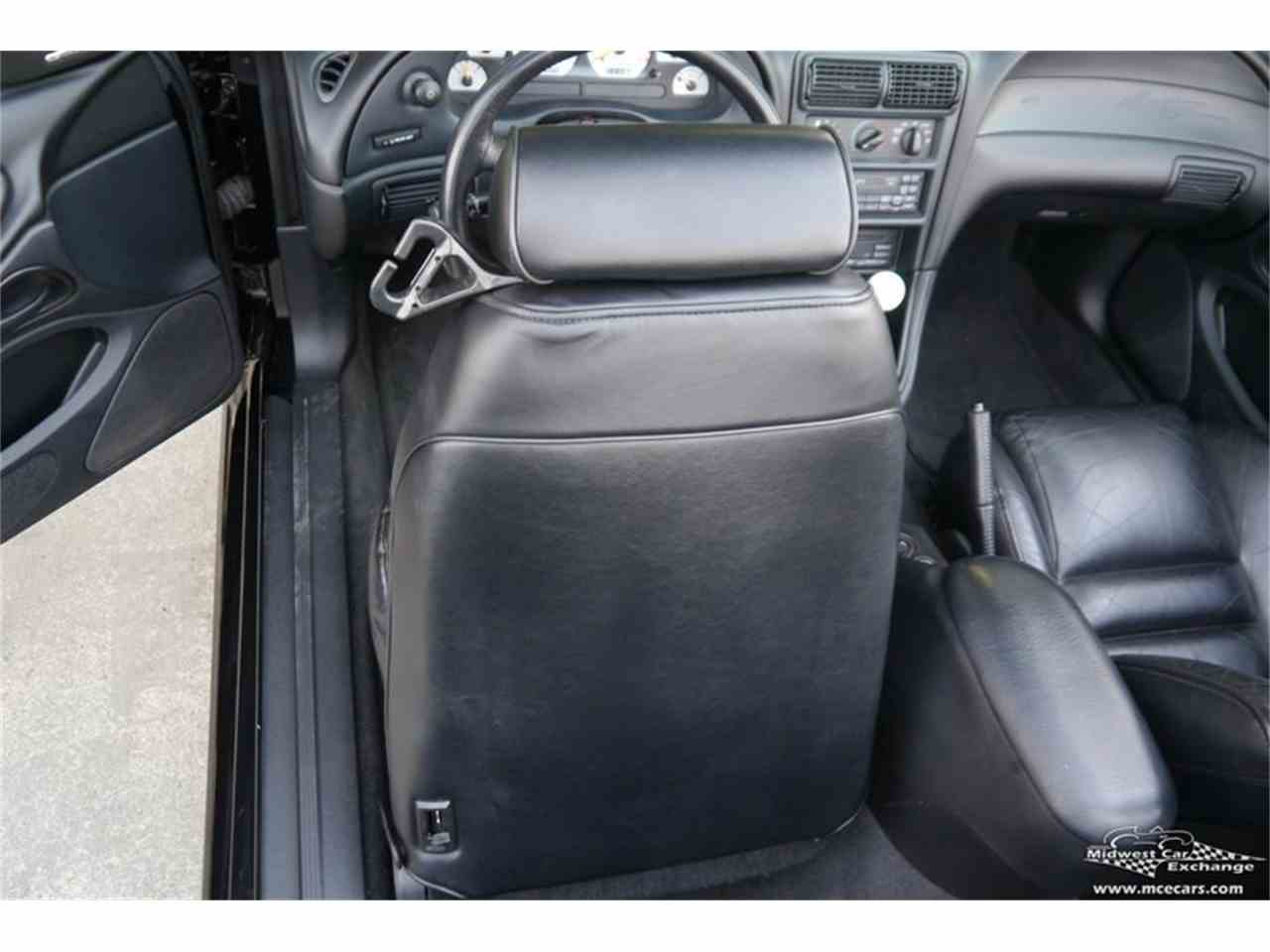 Large Picture of '97 Ford Mustang SVT Cobra located in Illinois - $16,900.00 - MELK