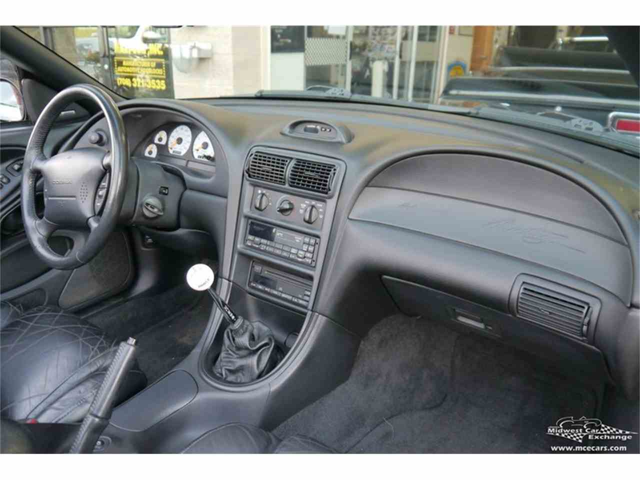 Large Picture of '97 Mustang SVT Cobra located in Alsip Illinois - $16,900.00 - MELK