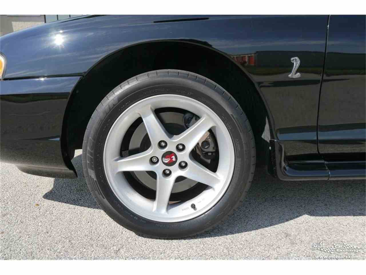 Large Picture of '97 Mustang SVT Cobra located in Illinois - $16,900.00 Offered by Midwest Car Exchange - MELK
