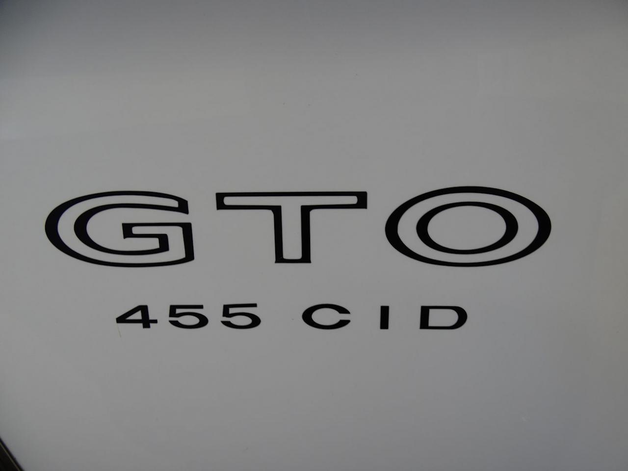 Large Picture of '70 GTO - MELW