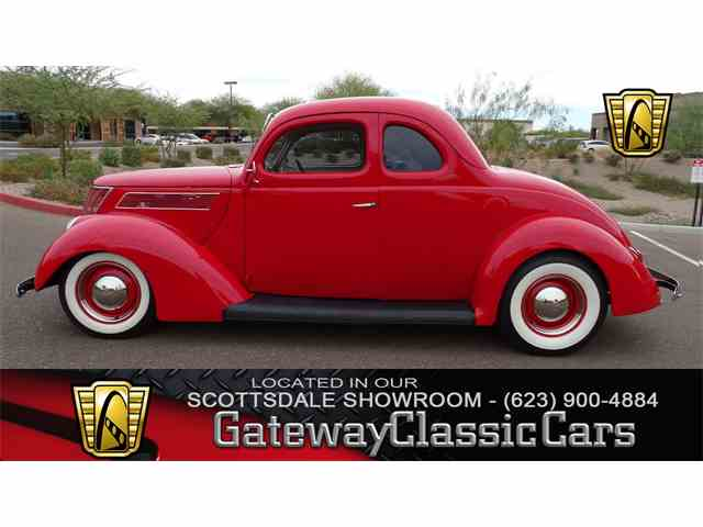 Picture of '37 Coupe - MELZ