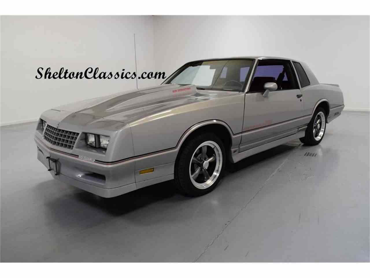 1985 chevrolet monte carlo ss for sale cc 1045378. Black Bedroom Furniture Sets. Home Design Ideas