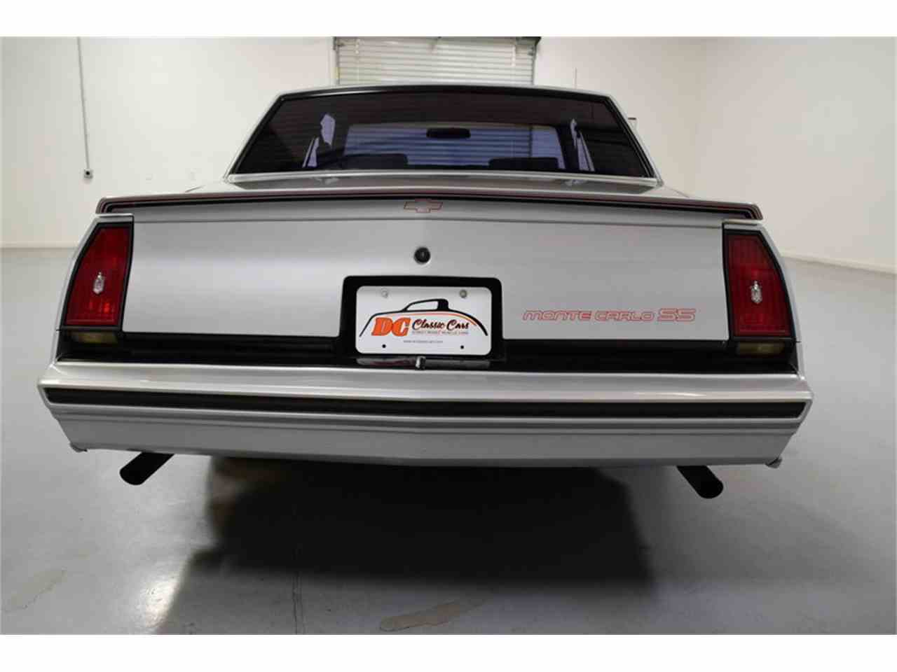 Large Picture of '85 Monte Carlo SS - MEMA
