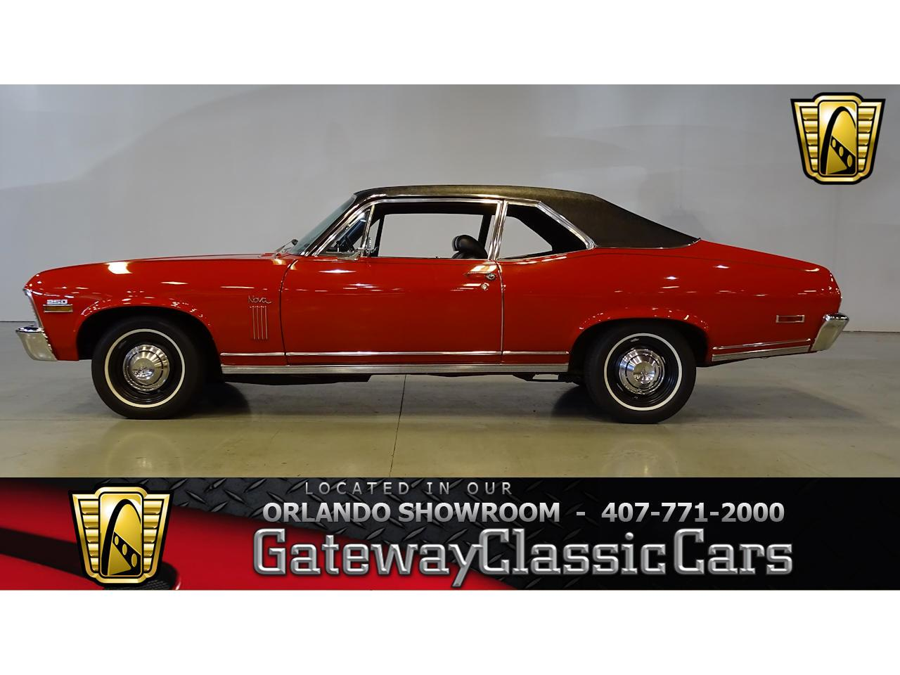Large Picture of '70 Nova Offered by Gateway Classic Cars - Orlando - MEMB