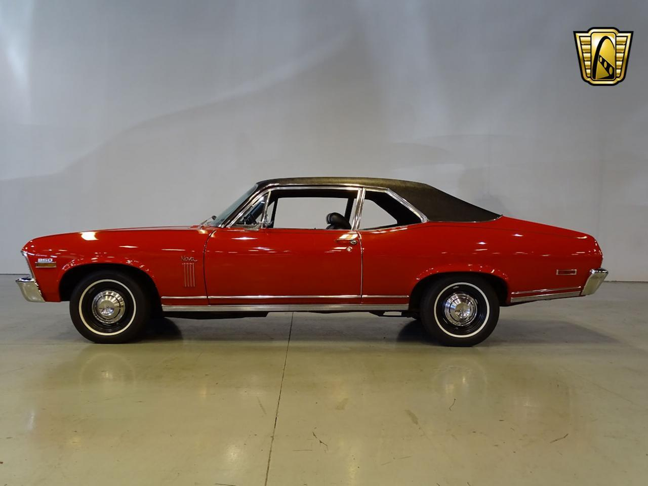 Large Picture of Classic '70 Nova located in Florida Offered by Gateway Classic Cars - Orlando - MEMB