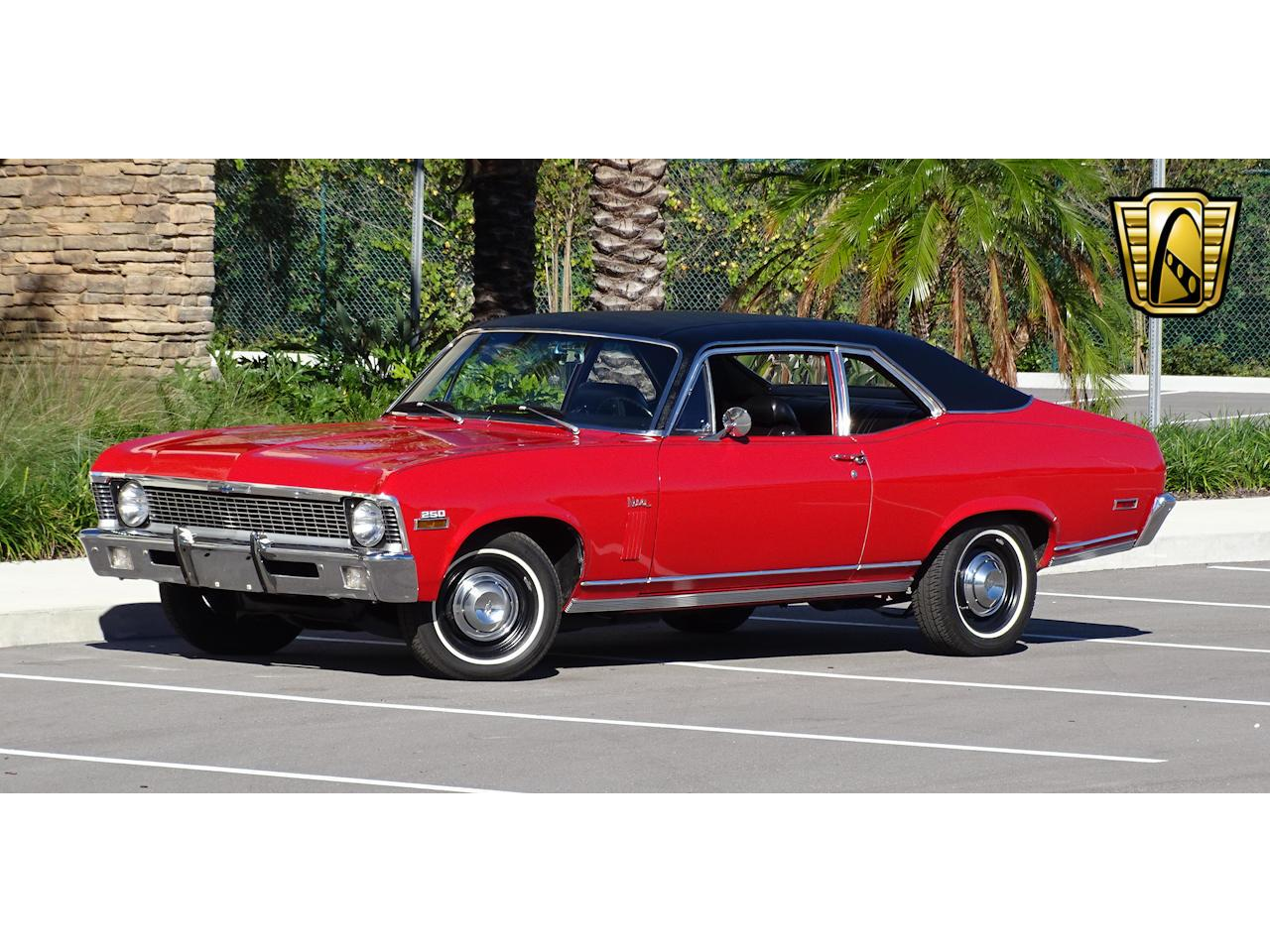 Large Picture of 1970 Chevrolet Nova located in Florida Offered by Gateway Classic Cars - Orlando - MEMB
