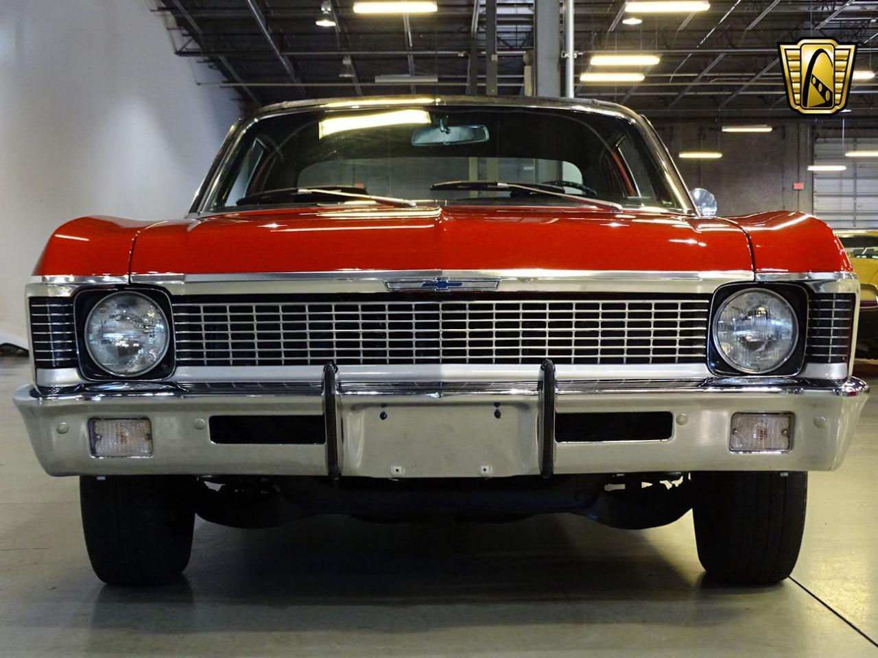 Large Picture of 1970 Chevrolet Nova located in Lake Mary Florida - $26,995.00 Offered by Gateway Classic Cars - Orlando - MEMB