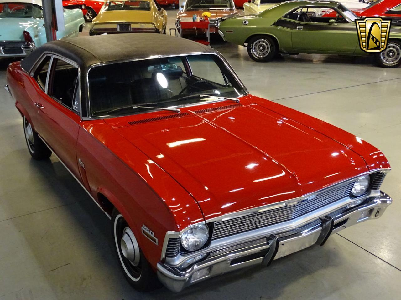 Large Picture of Classic 1970 Nova located in Lake Mary Florida Offered by Gateway Classic Cars - Orlando - MEMB