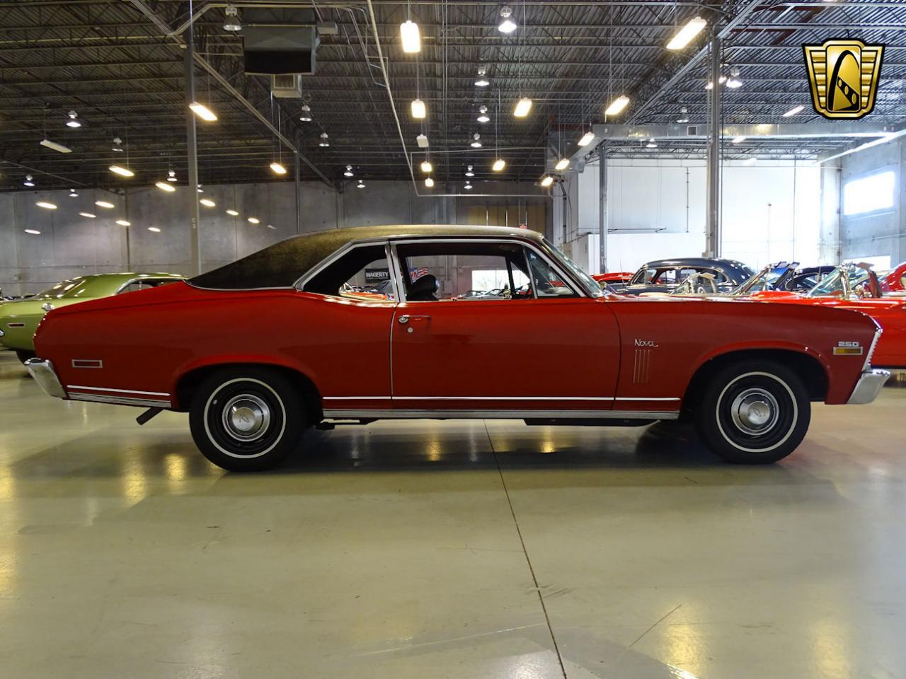 Large Picture of '70 Nova located in Florida - $26,995.00 Offered by Gateway Classic Cars - Orlando - MEMB