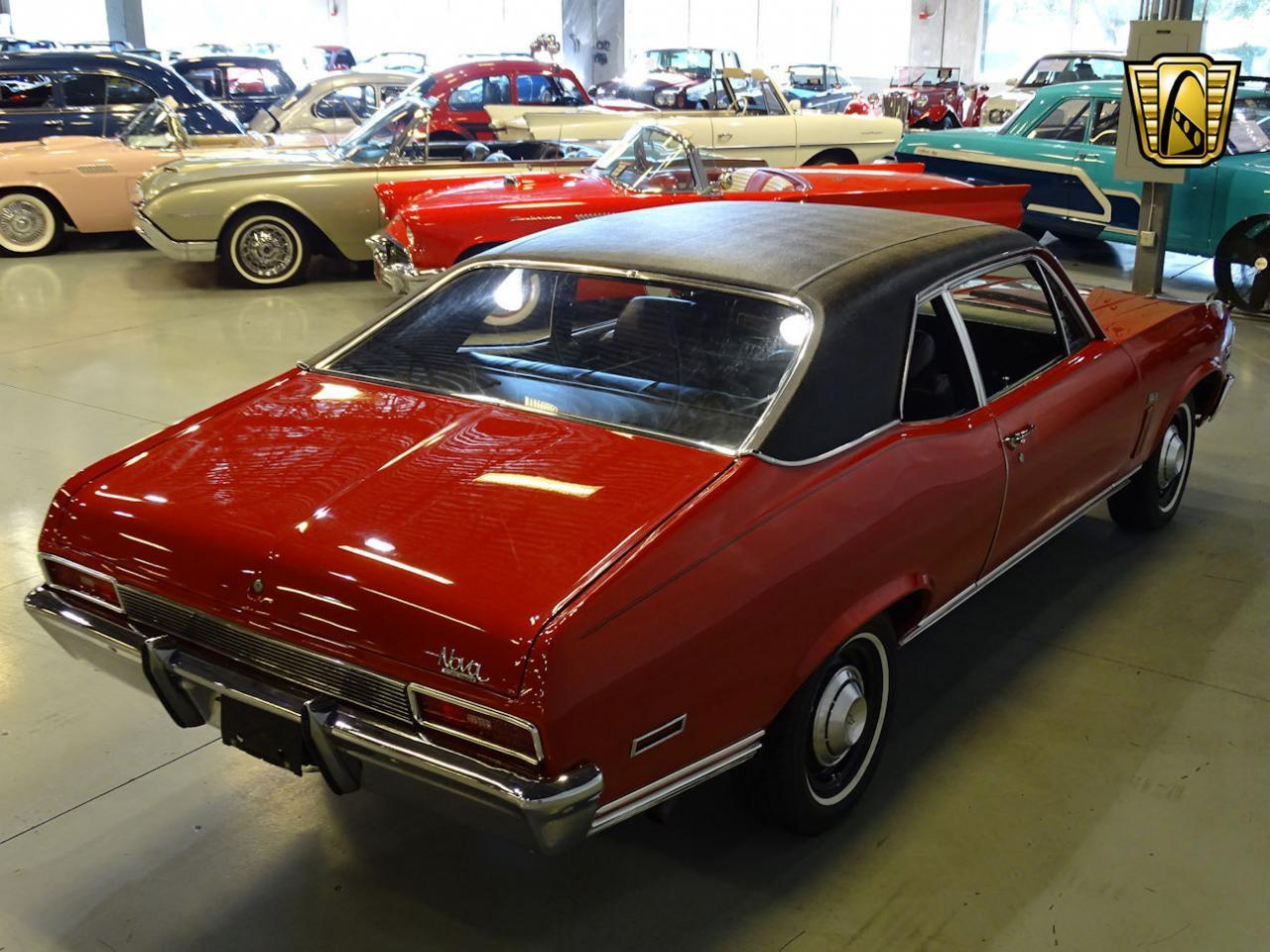 Large Picture of 1970 Chevrolet Nova Offered by Gateway Classic Cars - Orlando - MEMB
