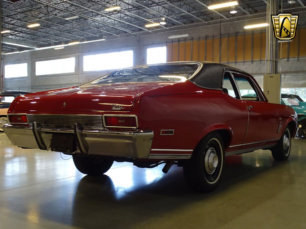 Large Picture of Classic 1970 Nova Offered by Gateway Classic Cars - Orlando - MEMB