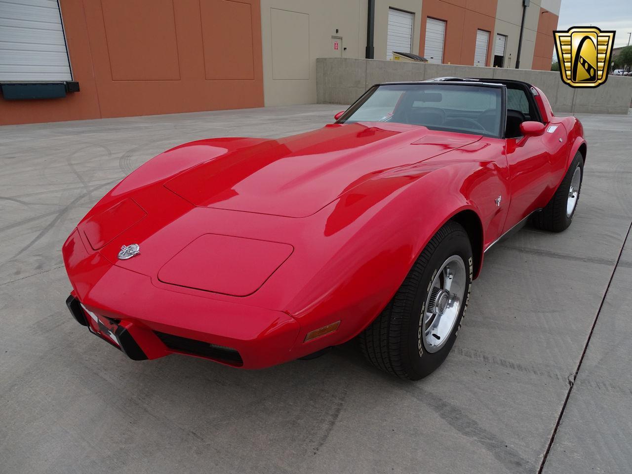 Large Picture of '78 Corvette - MEMC