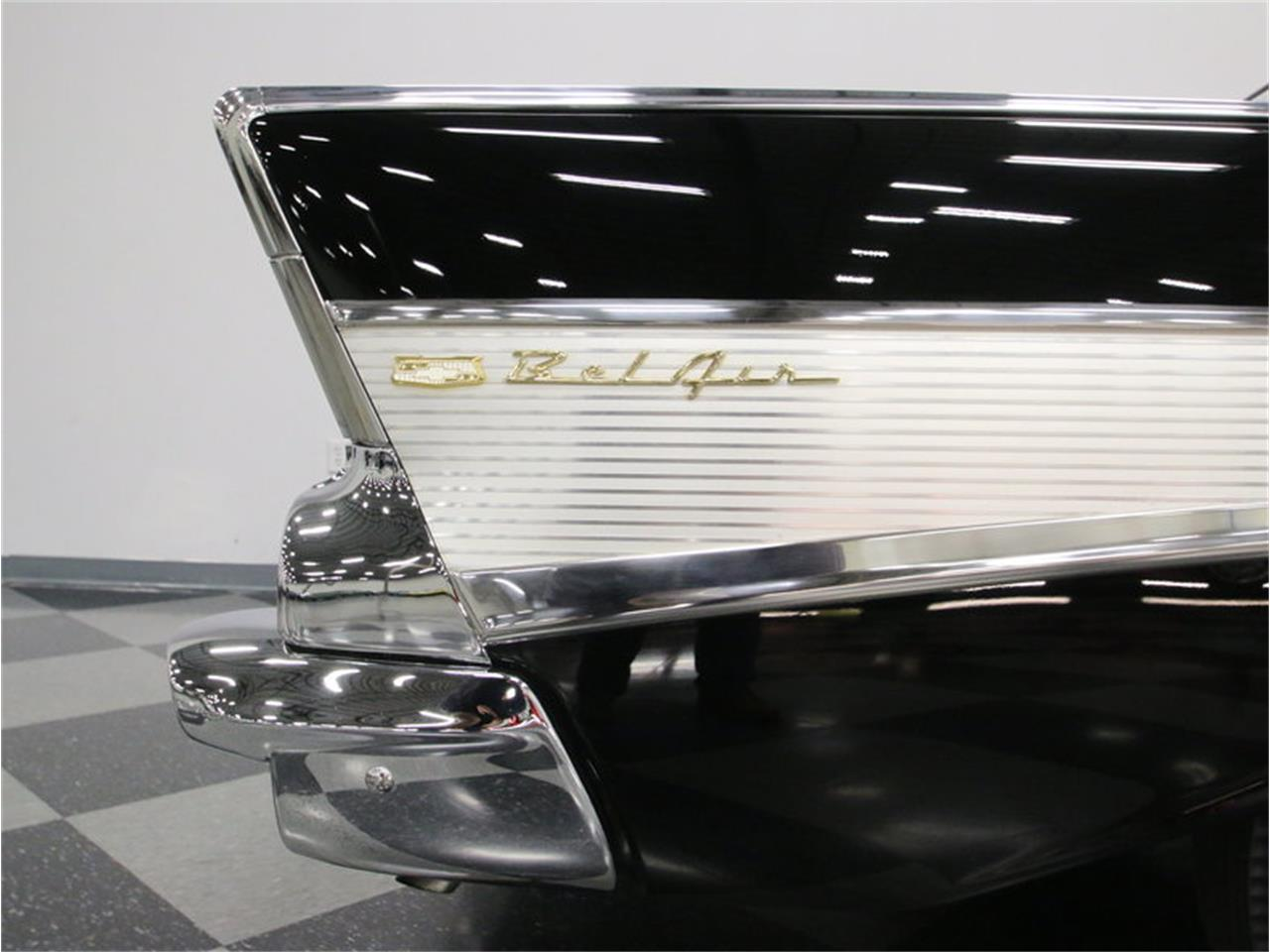 Large Picture of Classic '57 Chevrolet Bel Air - MEMI