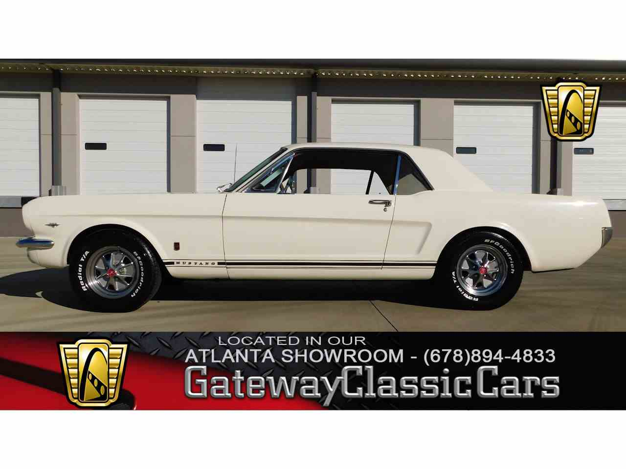 1965 Ford Mustang for Sale   ClassicCars.com   CC-1045387