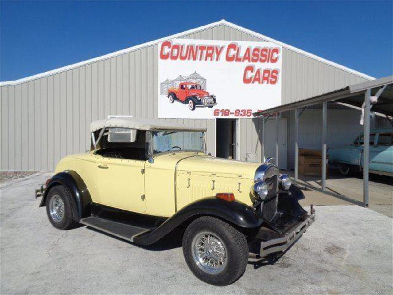 Large Picture of '31 Model A - MEML