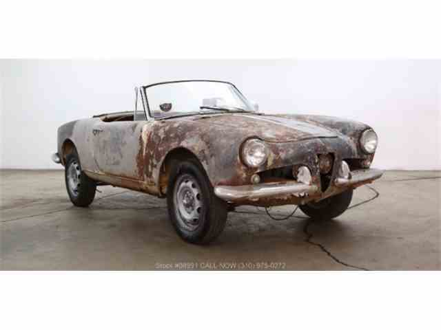Picture of '61 Giulietta Spider - MEMN