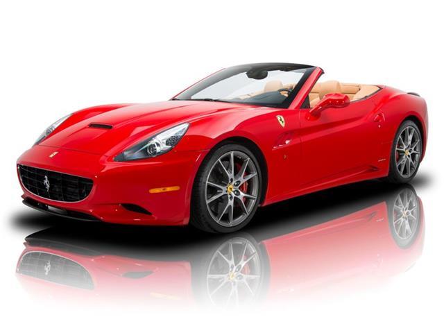 Picture of '10 Ferrari California - $109,900.00 - MEMQ