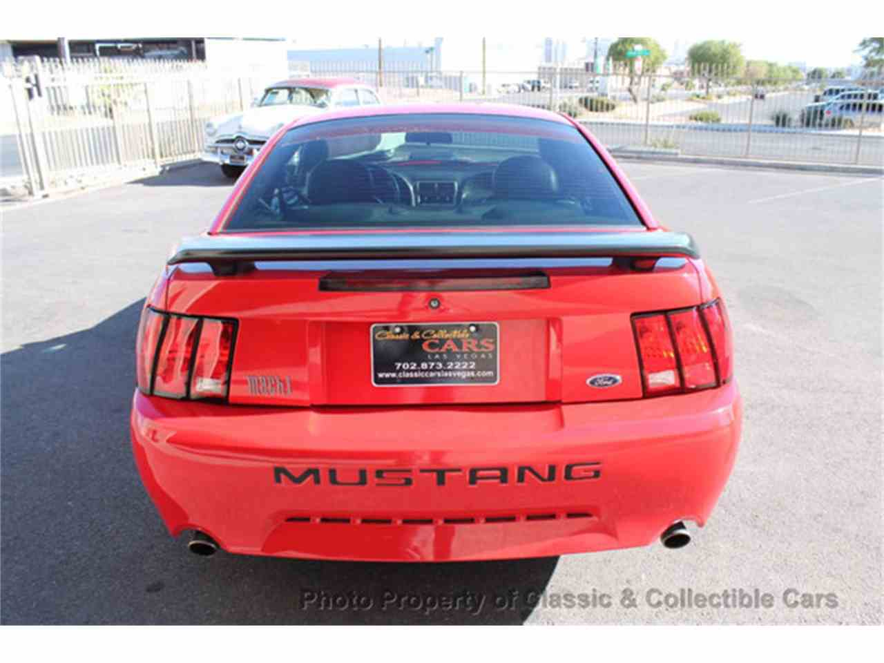 Large Picture of '04 Mustang - MAVX