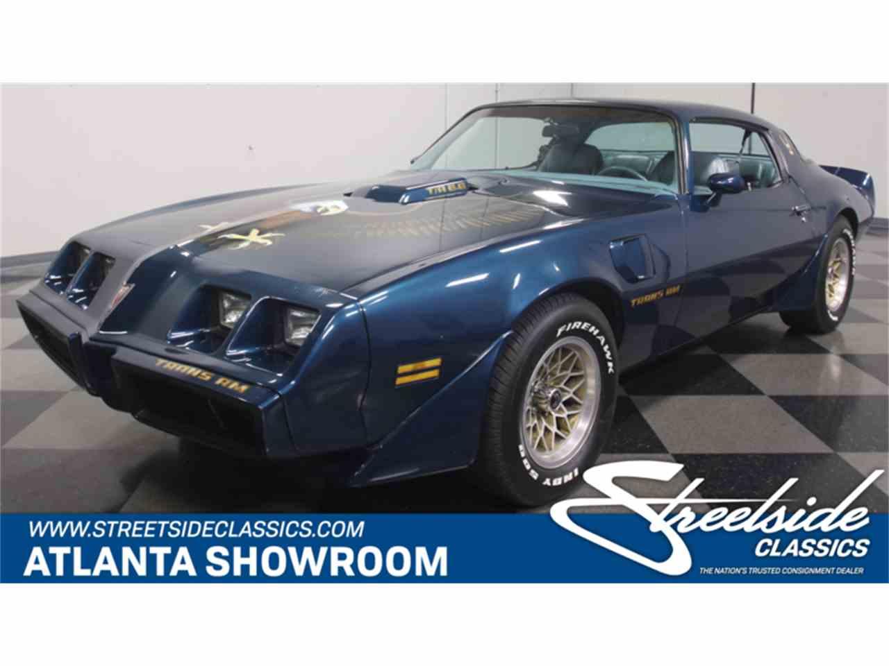 1979 Pontiac Firebird Trans Am for Sale   ClassicCars.com   CC-1045411