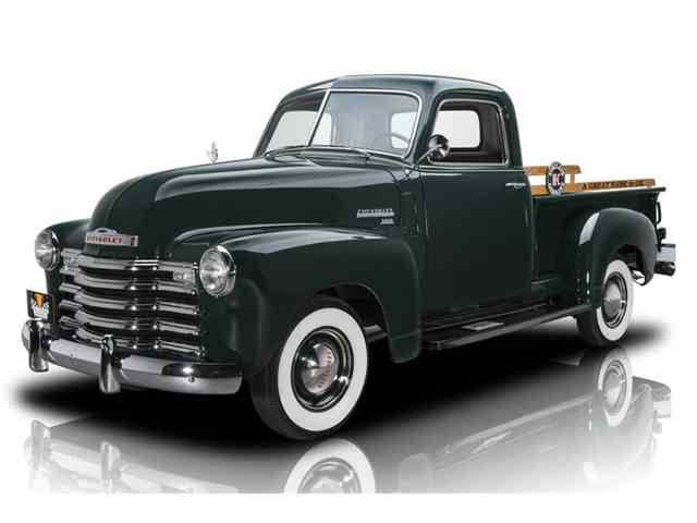 Picture of 1949 Chevrolet 3100 located in Charlotte North Carolina - $49,900.00 Offered by RK Motors Charlotte - MENB