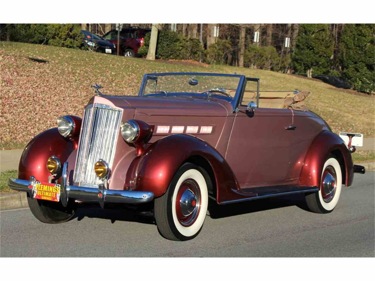 1937 Packard Rumble Seat for Sale | ClassicCars.com | CC-1045426