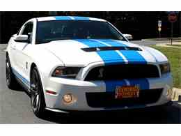 Picture of '12 Mustang Shelby GT500 - MENT