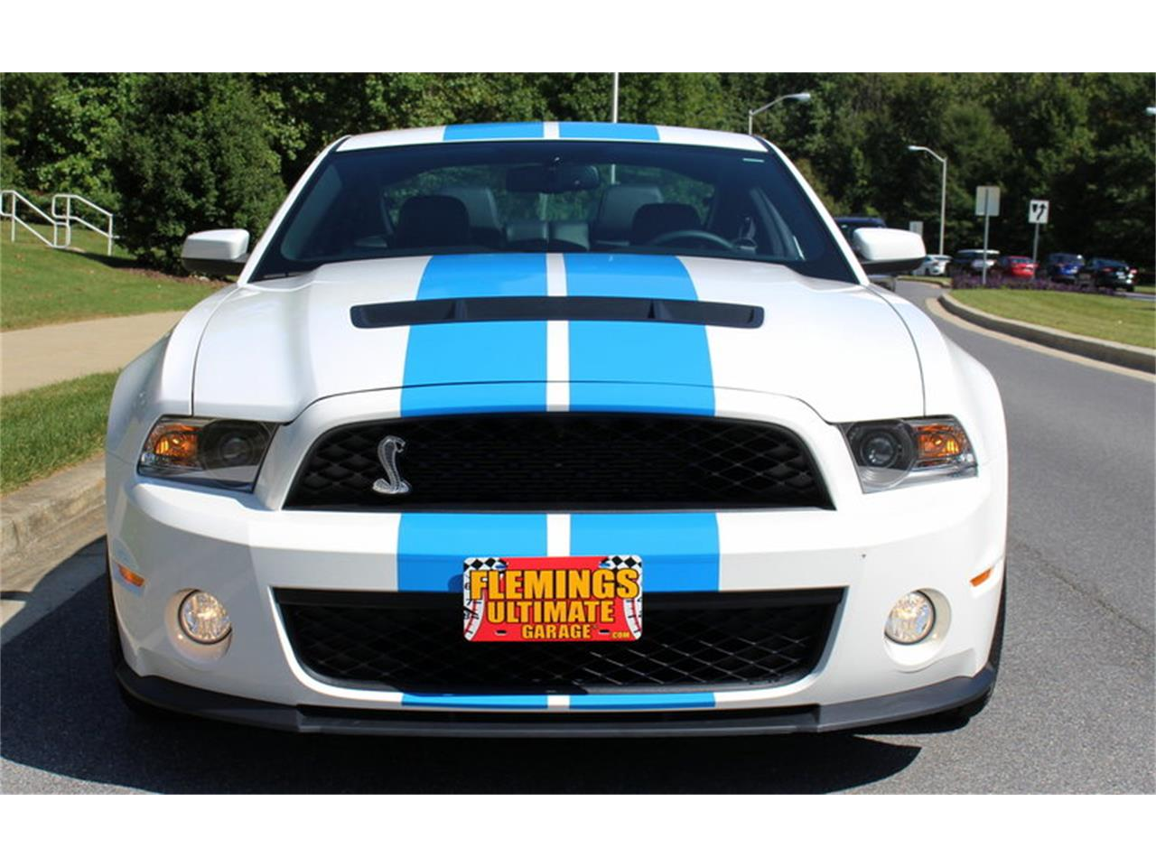Large Picture of '12 Mustang Shelby GT500 - MENT