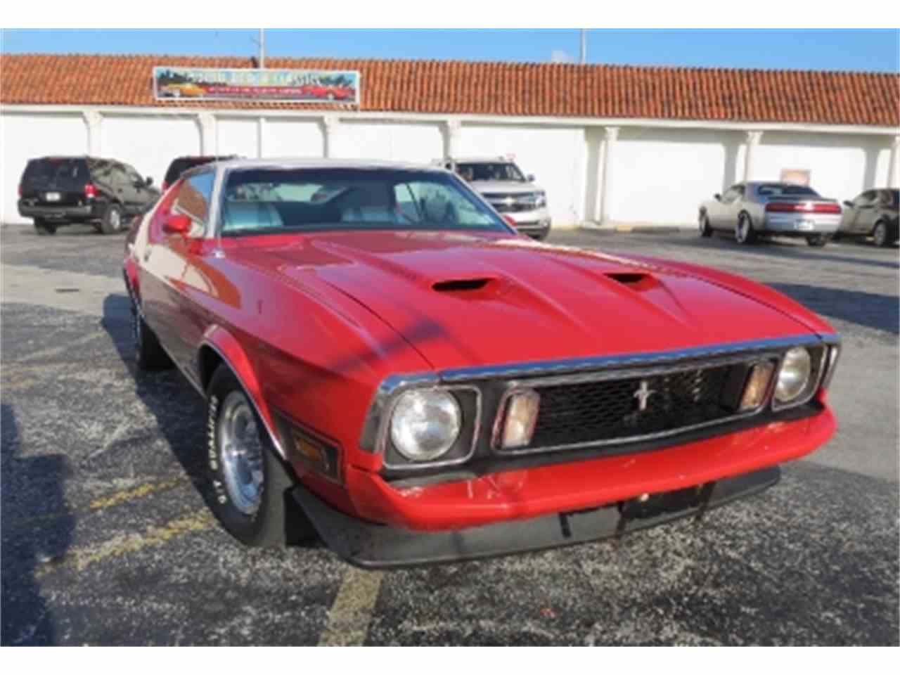 Large Picture of '73 Mustang - MEO3