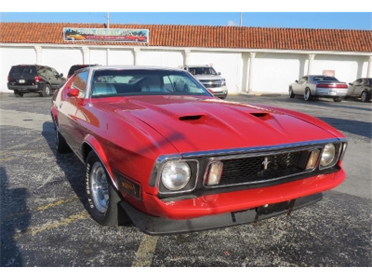 Large Picture of Classic '73 Mustang - MEO3