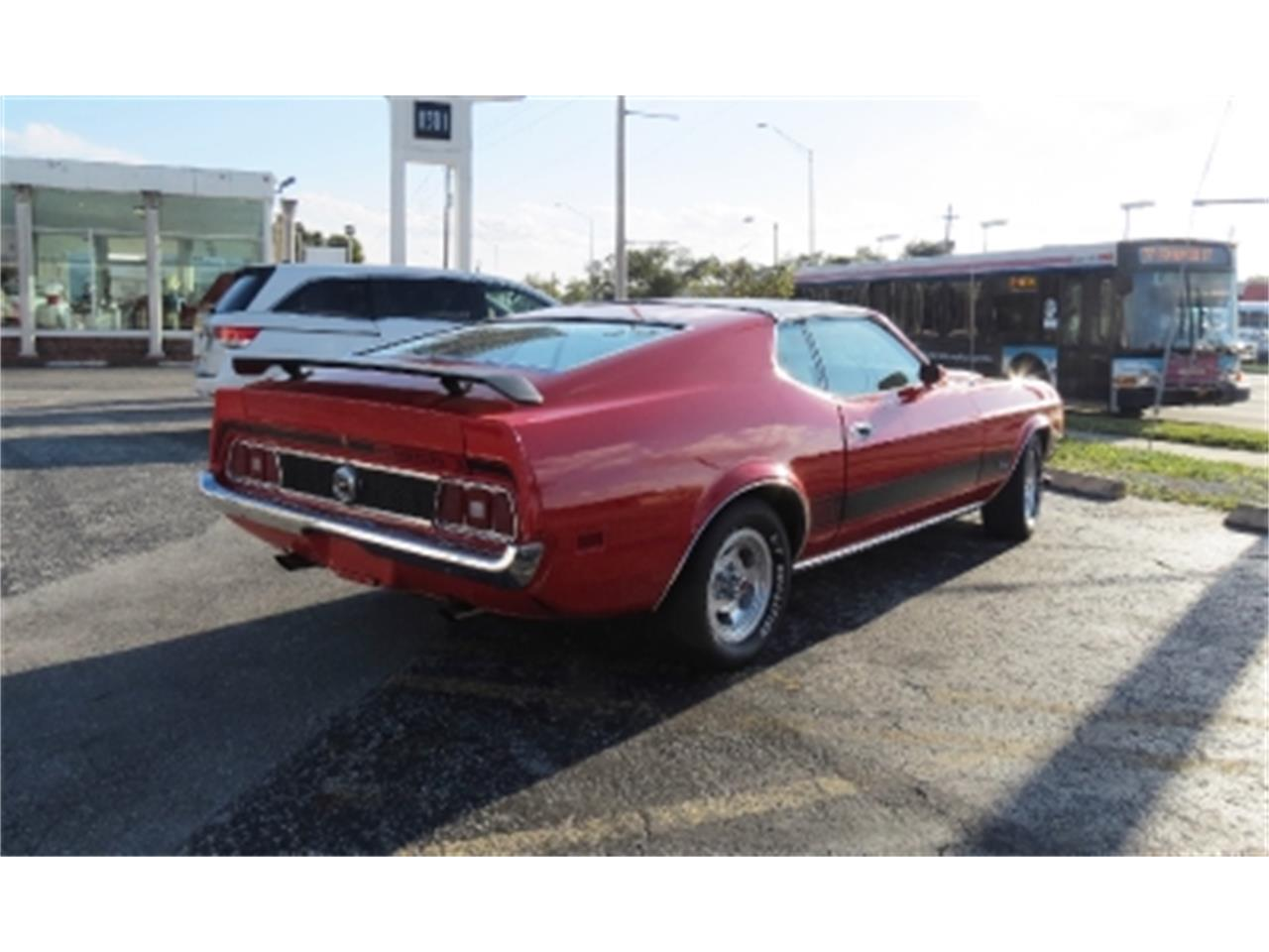 Large Picture of '73 Ford Mustang located in Miami Florida Offered by Sobe Classics - MEO3