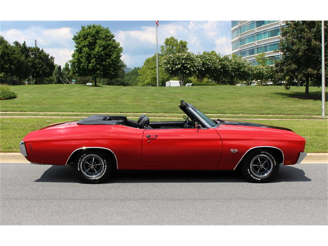 Large Picture of '70 Chevelle SS - MEO6