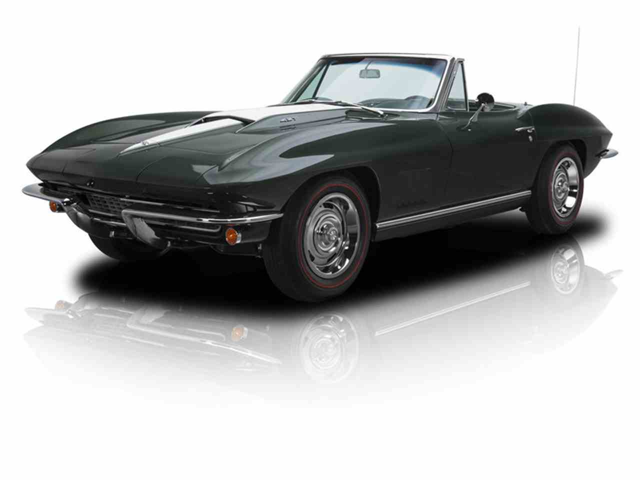 Large Picture of '67 Corvette - MEOB