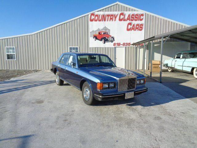 Picture of '81 Silver Spur - MEOF