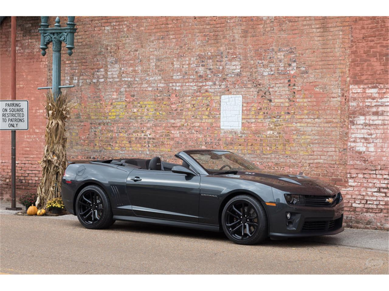 Large Picture of '15 Camaro - MEON