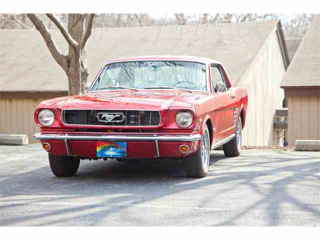 Picture of '66 Mustang - MAW3