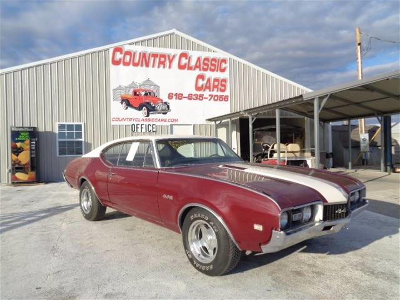 Large Picture of '68 Cutlass - $18,950.00 - MEP2