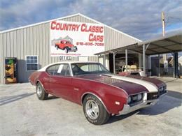 Picture of Classic '68 Oldsmobile Cutlass located in Staunton Illinois Offered by Country Classic Cars - MEP2