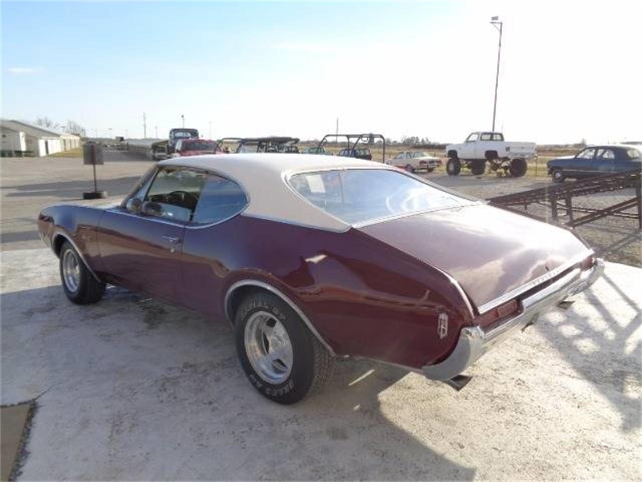 Large Picture of '68 Oldsmobile Cutlass located in Illinois - MEP2