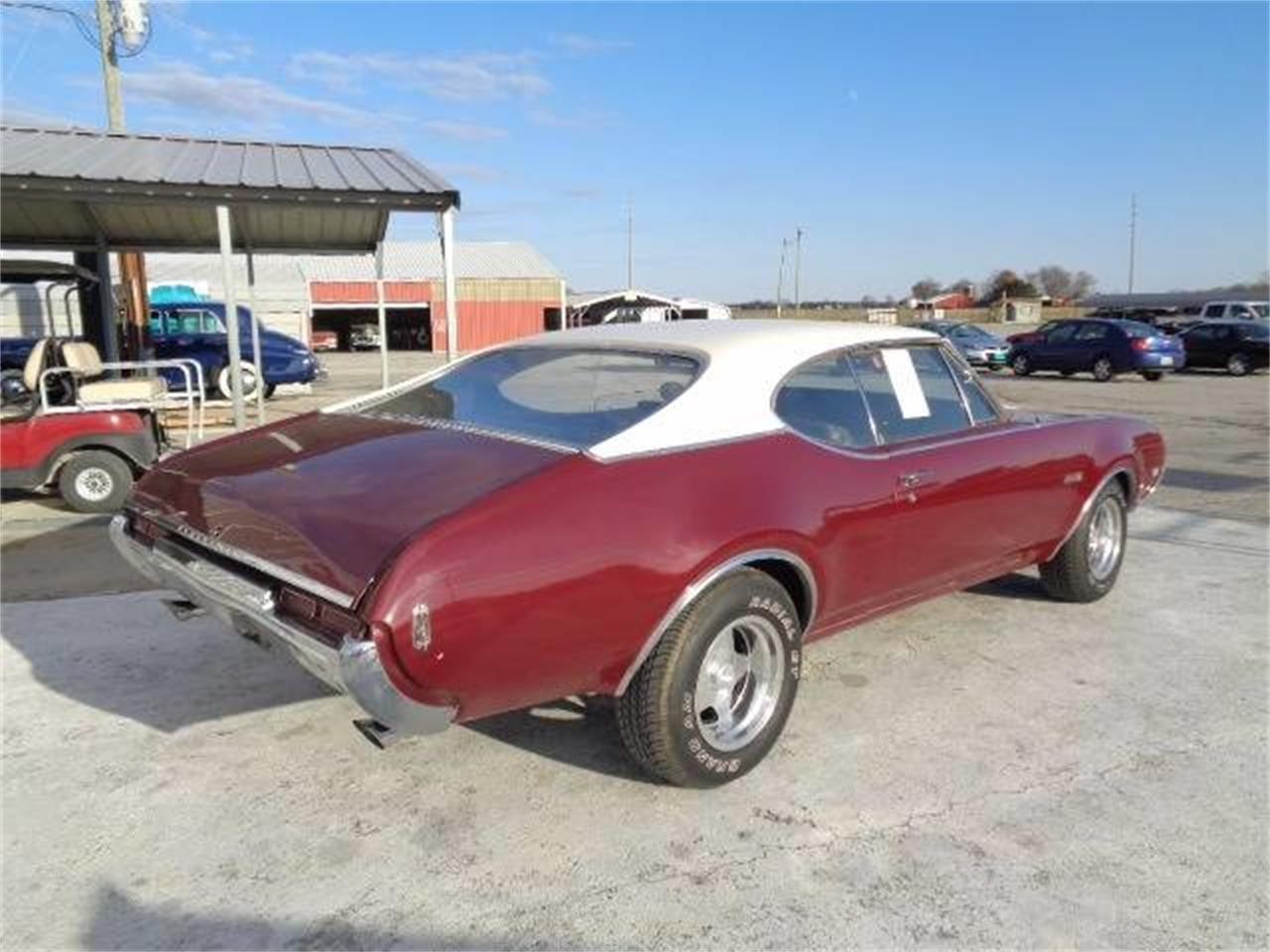 Large Picture of '68 Oldsmobile Cutlass - MEP2