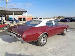 Picture of Classic 1968 Cutlass located in Staunton Illinois - MEP2