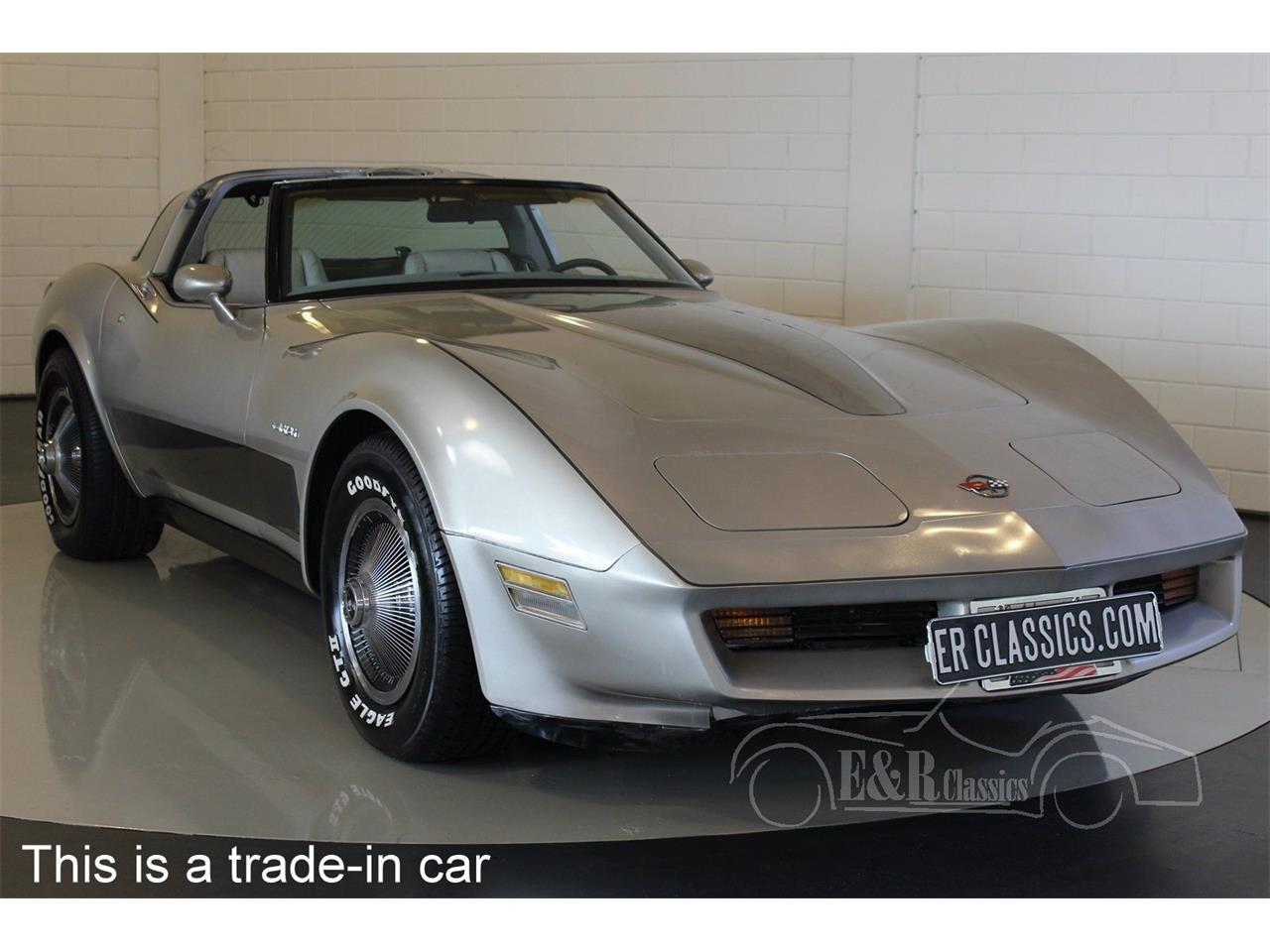Large Picture of '82 Corvette - MAW4