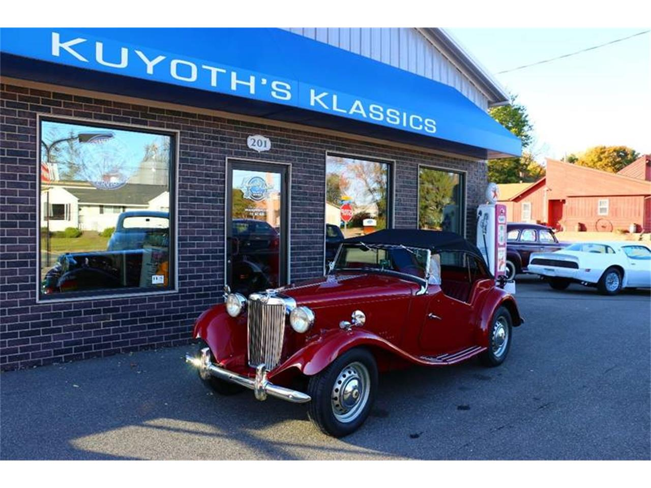 Large Picture of Classic 1952 MG TD located in Wisconsin - $16,900.00 - MEPQ