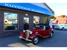 Picture of '52 TD located in Wisconsin - $16,900.00 Offered by Kuyoth's Klassics - MEPQ
