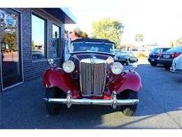 Picture of '52 MG TD - $16,900.00 - MEPQ
