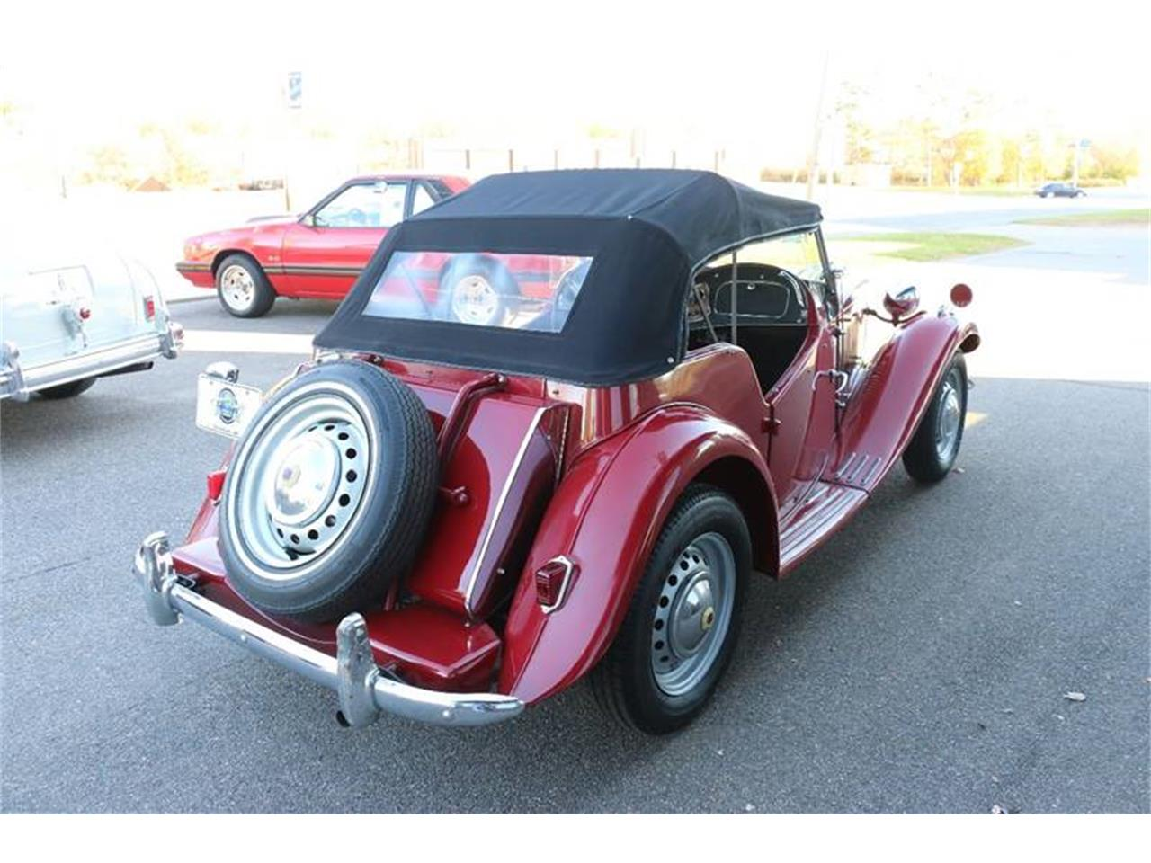 Large Picture of Classic '52 MG TD located in Wisconsin - $16,900.00 - MEPQ