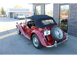 Picture of '52 MG TD located in Stratford Wisconsin Offered by Kuyoth's Klassics - MEPQ