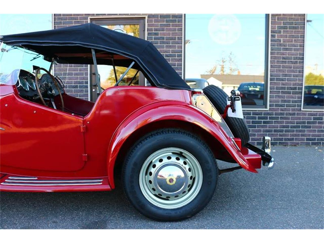 Large Picture of Classic 1952 MG TD - $16,900.00 Offered by Kuyoth's Klassics - MEPQ