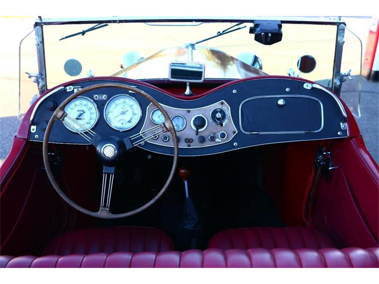 Large Picture of '52 MG TD - MEPQ
