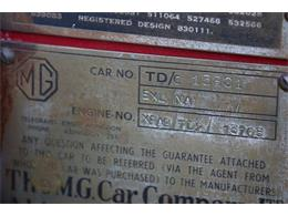 Picture of 1952 TD - $16,900.00 Offered by Kuyoth's Klassics - MEPQ